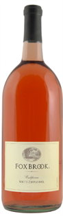 Fox Brook White Zinfandel 2013 1.50l